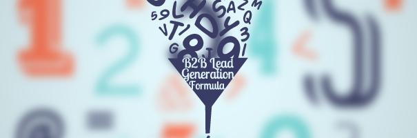 How to Choose the Best B2B Lead Generation Formula