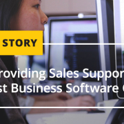 Callbox Providing Sales Support to one of the Largest Business