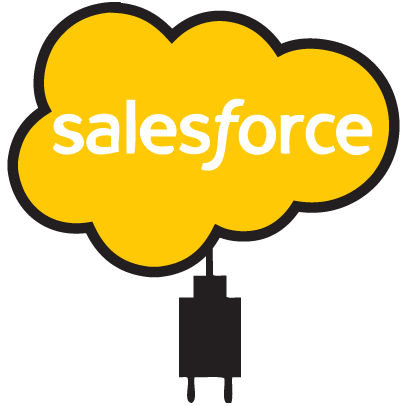 Salesforce Icon up Salesforce Ready Icon