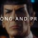 """Live Long and Prosper"" and other Important Business Lessons from the Immortal Leonard Nimoy"