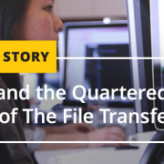 Callbox and the Quartered Success of The File Transfer Expert