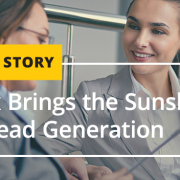 Callbox Brings the Sunshine to Sales Lead Generation