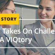 Callbox Takes On Challenge and Scores A VIQtory
