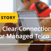 Callbox Clear Connection to Leads for Managed Telco
