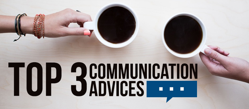 The Top 3 Communication Advices Every Telemarketer Should Need