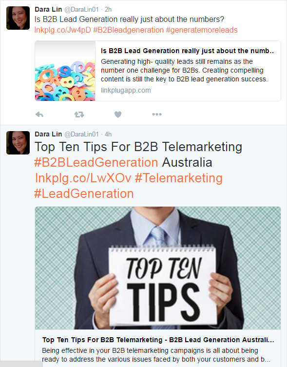 Twitter Marketing Lessons for IT and Software Marketers