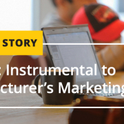 Callbox Instrumental to Manufacturer's Marketing Success