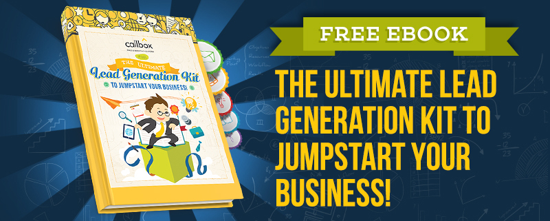 The Ultimate Lead Generation Kit to Jumpstart Your Business Free Ebook