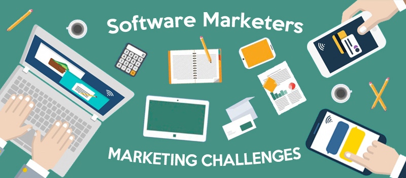 How Software Marketers can Overcome the 3 Biggest Marketing Challenges