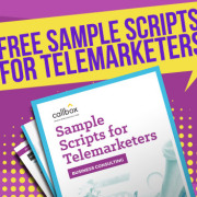 Sample Scripts for Telemarketers