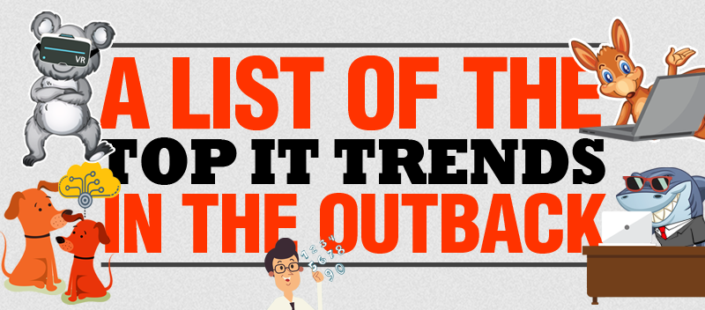 A List of the Top IT Trends in the Outback [INFOGRAPHIC]