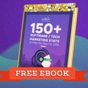Software Tech Marketing Stats free Ebook
