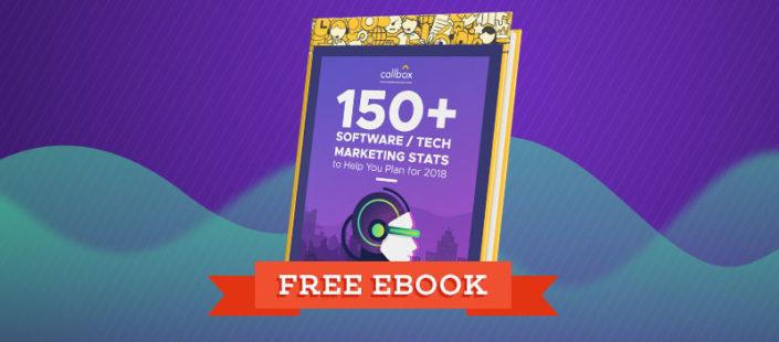 Software Tech Marketing Stats free Ebook