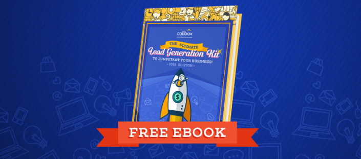 The Ultimate Lead Generation Kit TO Jumpstart Your Business E-book Cover