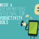 Inside a B2B Marketer's Arsenal of Productivity Tools