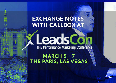 Callbox Team Readies Up for LeadsCon Las Vegas 2018