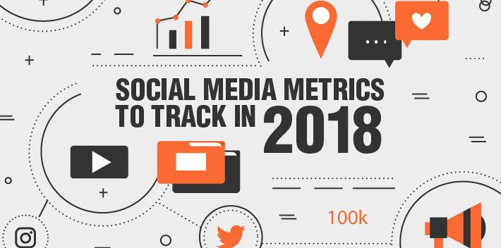 Social Media Metrics to Track in 2018