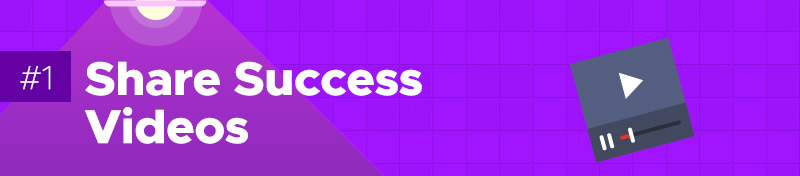 #1 Share Success Videos
