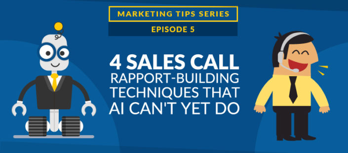 4 Sales Call Rapport-Building Techniques That AI Can't Yet Do (Video Thumbnail)