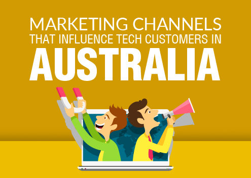 Marketing Channels that Influence Technology Customers in Australia