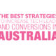 The Best Strategies to Increase Tech Leads and Conversions in Australia (Blog Thumbnail)