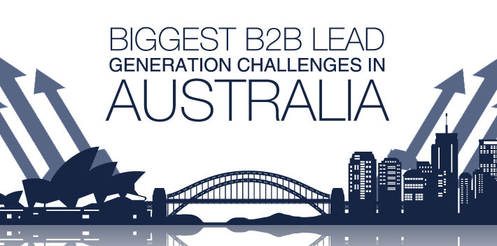 Biggest B2B Lead Generation Challenges in Australia