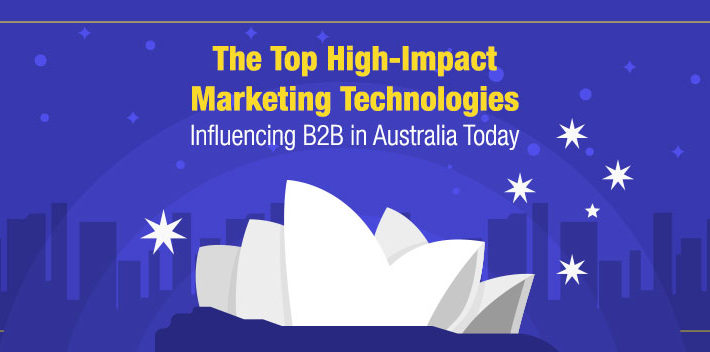 The Top High-Impact Marketing Technologies Influencing B2B in Australia Today