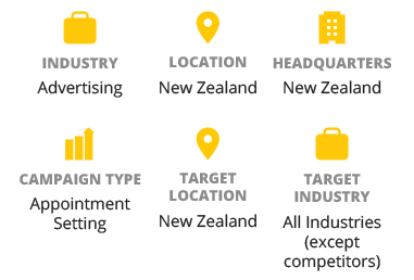 NZ B2B Media Company On Track to Hit Targets with Callbox - The Client