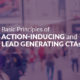 Basic Principles of Action-inducing and Lead Generating CTAs (Blog Thumbnail)