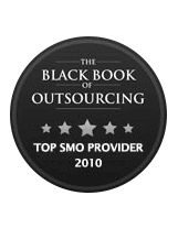 Black Book of Outsourcing - Top SMO Provider 2010