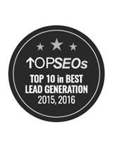 Top SEOs - Top 10 in Best :ead Generation 2015, 2016