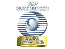 Top Outsourcer 2008 Awards