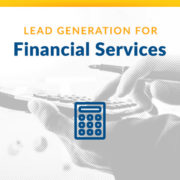 Financial Services Lead Generation
