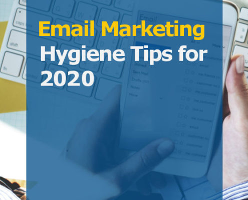 Email Marketing Hygiene Tips for 2020 (Featured Image)