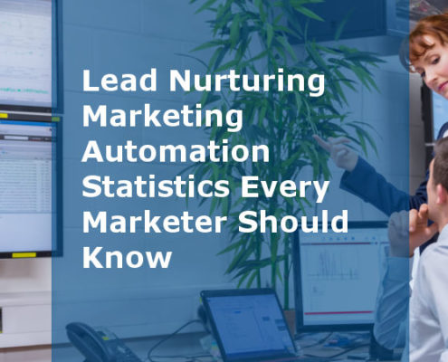 Lead Nurturing Marketing Automation Statistics Every Marketer Should Know (Featured Image)