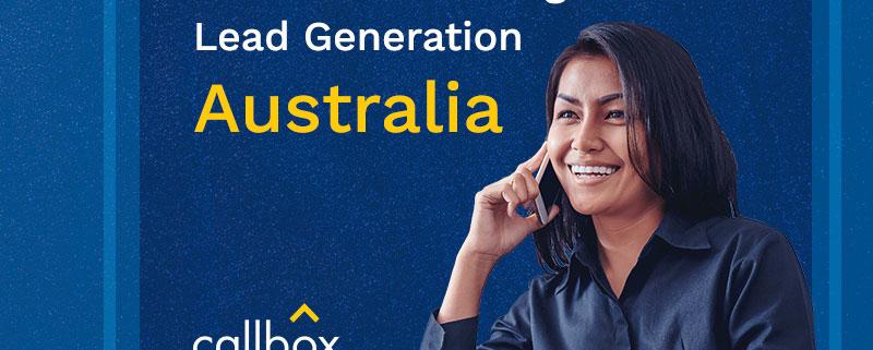 B2B Telemarketing Lead Generation Australia - Callbox