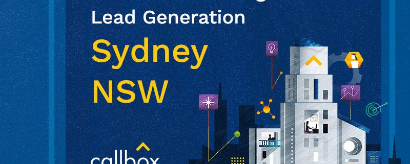 B2B Telemarketing Lead Generation Sydner NSW - Callbox Australia