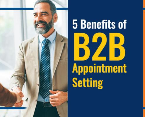 5 Benefits of B2B Appointment Setting