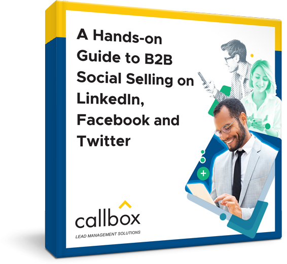 A Hands-on Guide to B2B Social Selling on LinkedIn, Facebook and Twitter Ebook Cover