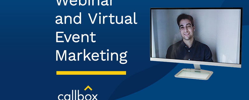 Webinar and Virtual Event Marketing