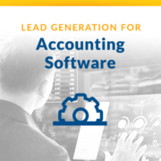 Lead Generation for Accounting and Financial Software