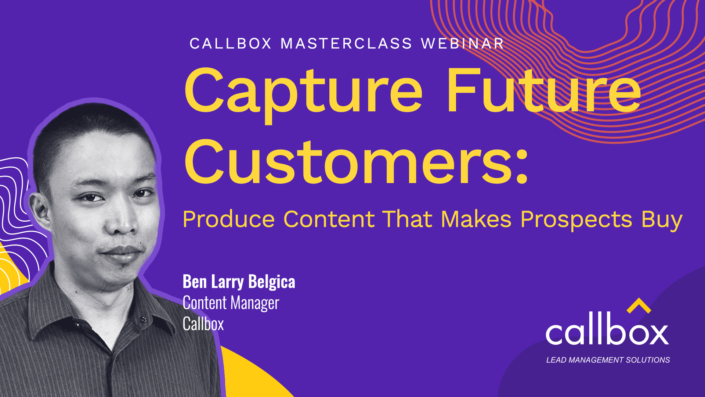 Produce Content That Makes Prospects Buy
