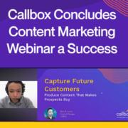 Callbox-Concludes-Content-Marketing-Webinar-a-Success