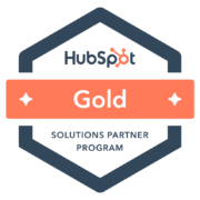 HubSpot Solutions Partner Program Logo
