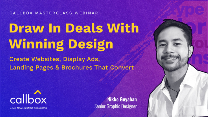 Draw in Deals with Winning Design