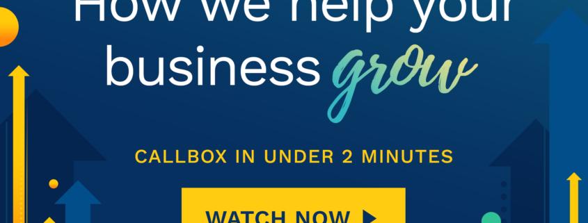 Callbox iIn Under 2 Minutes - Watch Video
